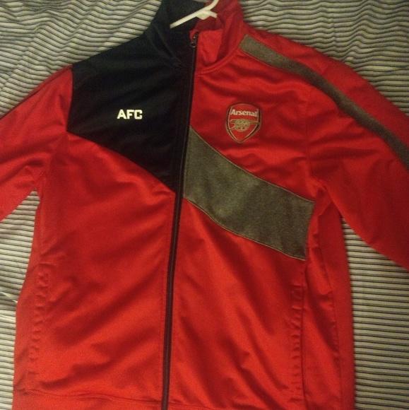 new product 6144d 0e29e Arsenal F.C. Bomber Jacket
